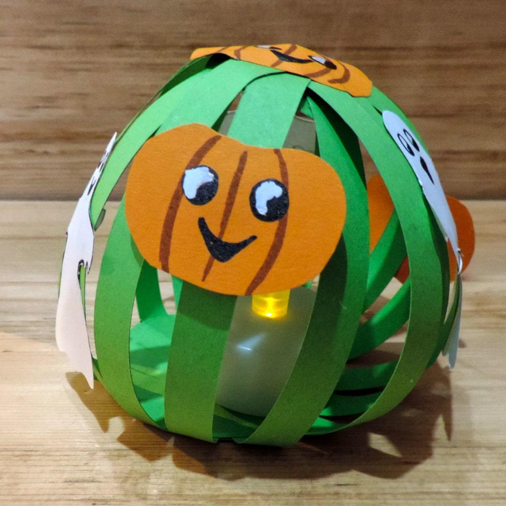 Halloween Tischlaterne